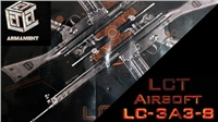 【LCTairsoft】LC-3 Assembly