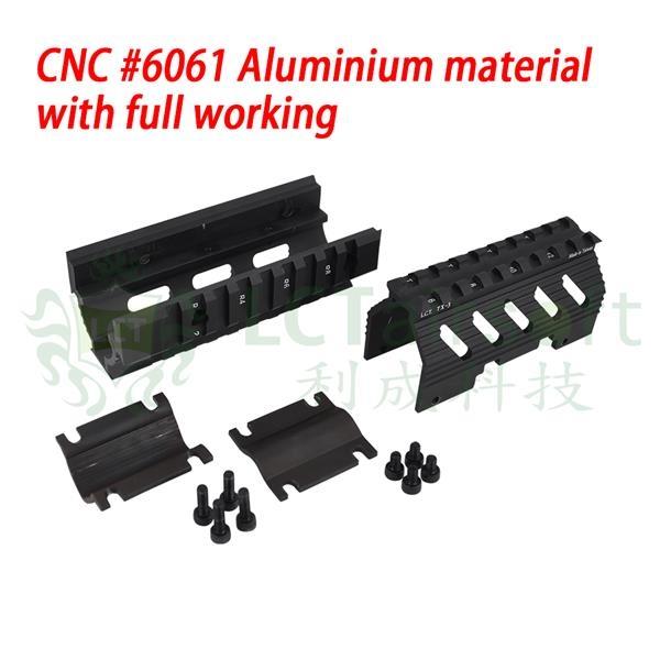 利成科技實業有限公司- TX-3 AK Rail Handguard- AK Parts